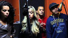 Detentos do Rap - Ruas de Terra  (Programa BumDanceBaby)