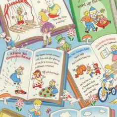 STORYBOOK CLASSICS FABRIC