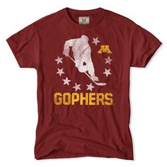 Minnesota Gophers Hockey T-Shirt