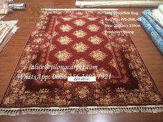 Beautiful red handmade wool silk rug  #art #handmadesilkpersiancarpet #handmadesilkcarpet #orientalsilkcarpet #chinesesilkcarpet #chinasilkrug #traditionalcarpetdesigns #persiancarpetsale #orientalsilkrug #silkcarpet #chinasilkcarpetprice #orientalcarpet #orientalrug #carpetdesigns #woolsilkrug #woolsilkcarpet