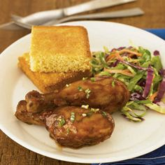 At less than 200 calories per serving, what's not to like?Jamaican Jerk BBQ Chicken