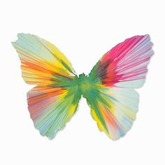 View Butterfly Spin Painting by Damien Hirst on artnet. Browse upcoming and past auction lots by Damien Hirst. Damien Hirst Paintings, Damien Hirst Butterfly, Hirst Arts, Butterfly Painting, Butterfly Watercolor, Street Art, Day Of The Dead Art, Butterfly Images, Art Moderne