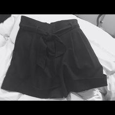 Catherine Malandrino Women's Drawstring Denim Shorts (Size 27 ...