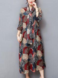 Plus Size Elegant Women Lace Mid-Long Dress - African Formal Dresses For Women Plus Size Dress Clothes For Women, Formal Dresses For Women, Trendy Dresses, Casual Dresses, Fashion Dresses, Dresses Dresses, Long Dresses, Elegant Dresses, Casual Wear