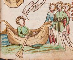 Wolfenbüttel, Herzog August Bibliothek, Thomasin <Circlaere> Welscher Gast (W) — Süddeutschland, 3. Viertel des 15. Jhs. Cod. Guelf. 37.19 Aug. 2° Folio 85r
