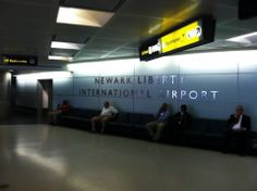 Newark Liberty International Airport (EWR) -Airport Only-