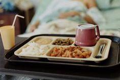 End-of-life decisions for hospice patients may include voluntary stopping of eating and drinking. What does this mean for the patient and caregivers? Hospital Food, Life Care, Life Decisions, End Of Life, Hospice, Food Waste, Stop Eating, Good Food, Meals