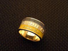 Cohiba Cigar Ring - I want this!
