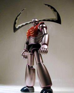 [BANDAI] SOUL OF CHOGOKIN: GARADA K7 – BAJO PEDIDO. | CUBETOYS =) Cool Robots, I Robot, Anime Figures, Action Figures, Manga Mania, Battle Robots, Robot Cartoon, D Mark, Japanese Robot