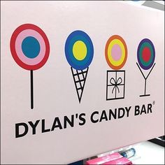 Tricky marketing here drives this Dylan's Candy Bar Valentine's Day Island Display. All Candy, Dylan's Candy, Candy Land, 16th Birthday, Birthday Celebration, Birthday Parties, Retail Fixtures, Candy Store, Sweet 16