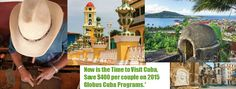 Save $400 per couple on 2015 Cuba People-to-People Programs. The door has opened to a select few! Shrouded in mystery for the past 50 years, the island nation of Cuba is waiting to be rediscovered. You can be among the first American travelers to visit Cuba legally, now with the Obama Administration newly issued Cuba Regulations.
