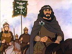 Rankin-Bass 'Return of the King' Aragorn