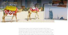 Dubai, beyond the dunes