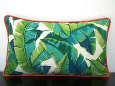 Hey, I found this really awesome Etsy listing at https://www.etsy.com/listing/98212494/teal-and-green-outdoor-pillow-cover