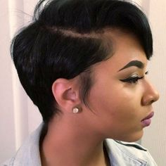 short pixie haircuts for black women 2017 | Black short hairstyles 2017 - 10 Most Attractive To Try ...