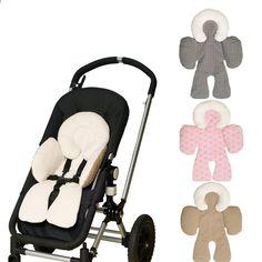 Strollers Accessories Constructive Cartoon Patterns Warm Stroller Cushion Seat Cover Diaper Pad Cotton Baby Cart Mat Kids Sleeping Mattress Pram Accessories Mother & Kids