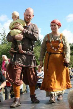 "hallokatzchen: "" dontsitaround: "" Danish men in authentic Viking ..."