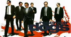 Resevoir Dogs just watched it for the first time and ehhh wish i got to see the robbery