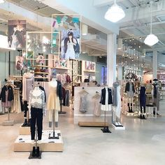 """URBAN OUTFITTERS, Denver, Colorado, """"Where the weather is made up, and the season's don't matter"""", pinned by Ton van der Veer"""