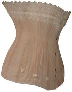fd25342c9eb Antique corsets - J.B. Side Spring model 150A Corsets