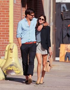 best dressed couple? olivia palermo and johannes huebl