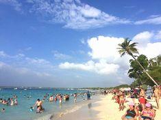 Cartagena: Playa Blanca de Barú, num feriado! - Viagens da Mochilinha Gaúcha