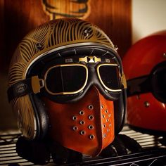 Moto Mask by mototam.co