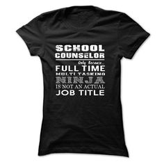 ONLY FOR SCHOOL COUNSELOR