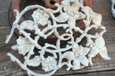 Vintage Wall Hanger Achitectural Salvage Decor by RecycledSalvage, $18.99