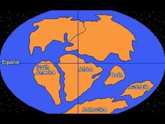 The pangaea theory or an expanding Earth ? 7th Grade Science, African Art Paintings, Sixth Grade, Earth Science, 5th Grades, Science Activities, Continents, Theory, America