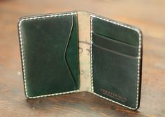 Shell Cordovan Wallet Pron - Page 16