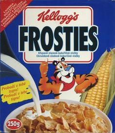 Frosties ©1996 Kellogg Company Poland