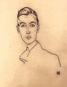 Egon Schiele art.
