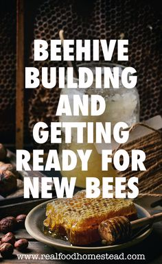 Are you interested in adding bees to your homestead? We are discussing beehives and what you need to get ready for bees on your property. Langstroth Hive, Bee News, Top Bar Hive, Beekeeping For Beginners, Backyard Beekeeping, Modern Homesteading, Bee Sting, Bee Keeping, Real Food Recipes