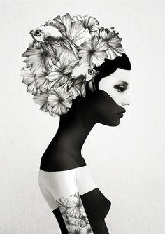 Área Visual - Blog de Arte y Diseño: Las ilustraciones de Jenny Liz Rome