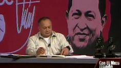 (Vídeo) Con el Mazo Dando Diosdado Cabello Mazazos 18.09.2014 (2/5)
