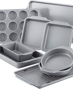 (This is an affiliate pin) Farberware Nonstick Bakeware 10 Piece Cooling
