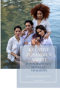 5 Fotografinnen, 5 Modelle, 1 Visa am Ufer vom Thunersee #simonerindlisbacher Inspiration, Movies, Movie Posters, Pictures, Water, Creative, Nice Asses, Biblical Inspiration, Film Poster