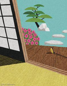 MAJESTY express vol. 01 by Ryo Takemasa, via Behance