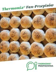 Bułki jest to przepis stworzony przez użytkownika Julka55. Ten przepis na Thermomix<sup>®</sup> znajdziesz w kategorii Chleby & bułki na www.przepisownia.pl, społeczności Thermomix<sup>®</sup>. Hamburger, Bread, Vegetables, Food, Thermomix, Brot, Essen, Vegetable Recipes, Baking