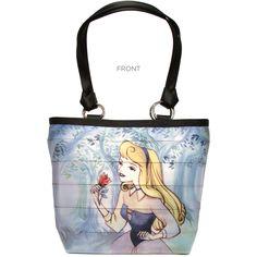Harveys for Disney Couture Princess Tote Sleeping Beauty & Maleficent Seatbelt bag