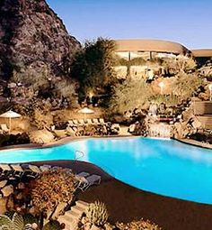 The Buttes, A Marriott Resort Hotel Tempe,   Tempe Arizona   2000 W Westcourt Way, Tempe, AZ 85282