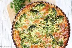 Die leckere Gemüse-Dinkel-Quiche bringt mir heute die liebe Birte von Goldbonsche mit. Macht es euch bequem und lasst es euch schmecken! :)