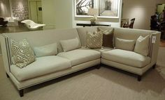 4800 sectional from Lee Industries | Living Areas | Pinterest | Lee industries Living rooms and Room : lee sectionals - Sectionals, Sofas & Couches