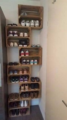 60 Creative DIY Home Decor Ideas for Apartments Tempat sepatu b. 60 Creative DIY Home Decor Ideas for Apartments Tempat sepatu b.,winterkleid 60 Creative DIY Home Decor Ideas for Apartments Tempat sepatu buat sendiri. Shoe Storage Cabinet, Storage Cabinets, Diy Shoe Storage, Storage For Shoes, Storage Rack, Shoe Storage Crates, Cheap Storage, Diy Shoe Organizer, Craft Storage