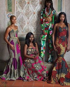These 4 ladies slayed in their Ankara outfits, love their styles from head to toe, beautiful and their skin is like butter😘😘❤️❤️❤️❤️👏🏼👏🏼👏🏼#blackisindeedbeautiful #Ankara #Africanprint #photography #stunners #beautiful #makeup #hairstyles #fashionistas #stylish #hairstyles #trendsetters #flawlessskin #skinlikebutter #models #beautiful #theirblackisbeautiful #neckpieces #details #jewellery #gorgeousness
