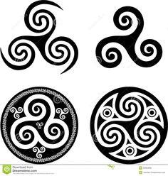 Scottish Symbol For Family Celtic strength knot celtic