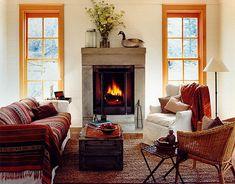 Cute room, basic but homey :)
