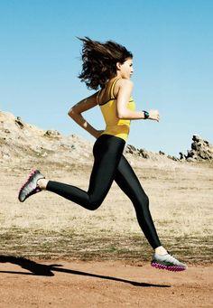 Runner runs #runsmart