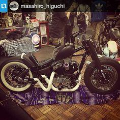 #mulpix The best virago ever #Repost @masahiro_higuchi ・・・ #joints2015 #YAMAHA…